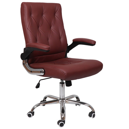 GTP Customer Chair Lift Up B207 - Burgundy