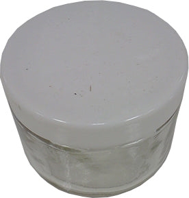 Ap Glass Jar 4oz With Lid