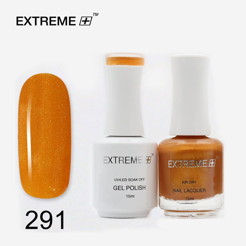 Extreme+ GEL MATCHING LACQUER (DUO) -