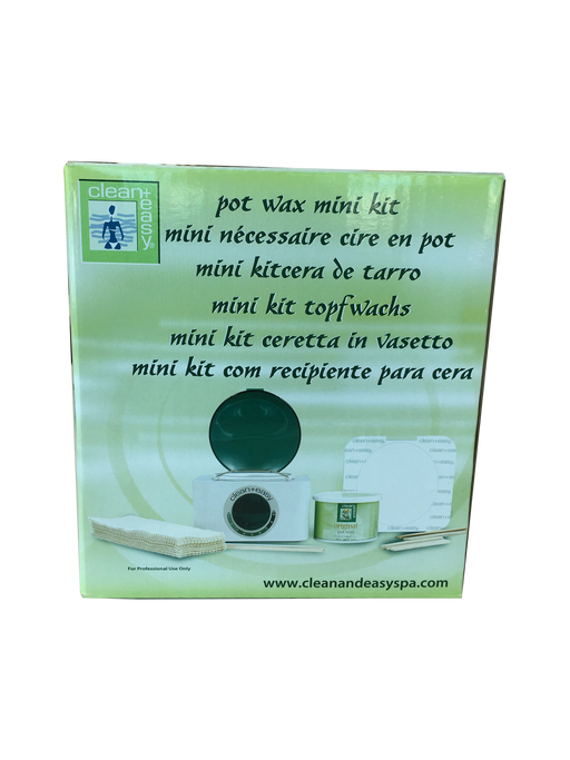 CE wax warmer Kit