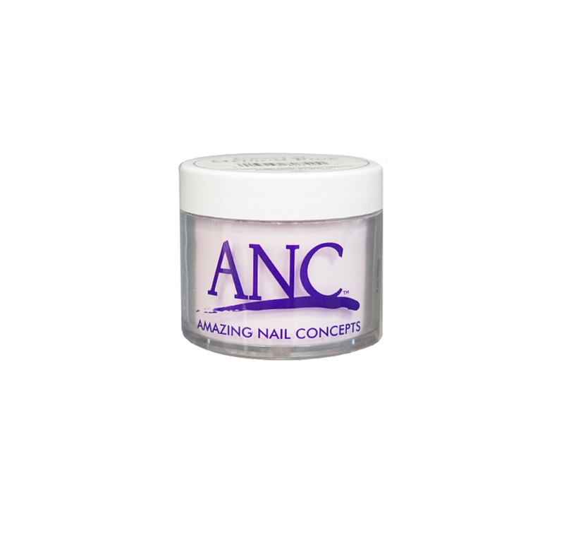 ANC Dipping Powder Pink & White 2 Oz - Crystal Medium Pink