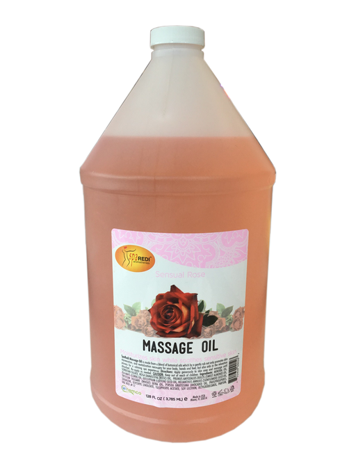 Chemco Pro Nail Massage Oil - Rose