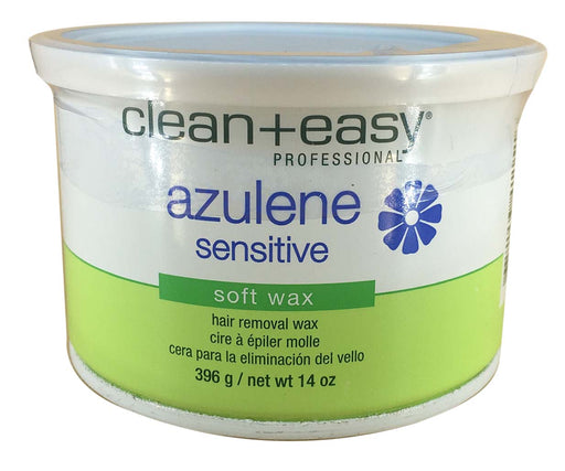 Clean Easy Azulene Sensitive Soft Wax