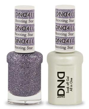 DND - Gel & Lacquer # 411 Shooting Star