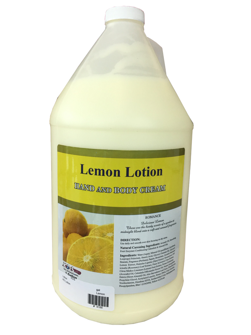 KDS Lotion - Lemon
