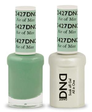 DND - Gel & Lacquer # 427 Air of Mint