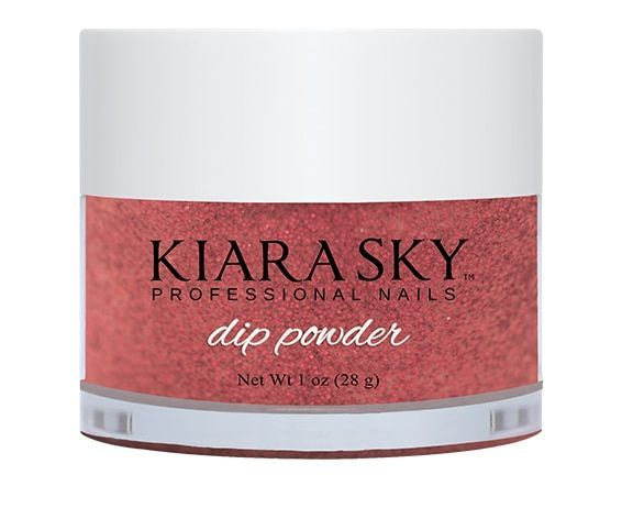 Kiara Sky Dipping Powder - D522 Strawberry Daiquiri