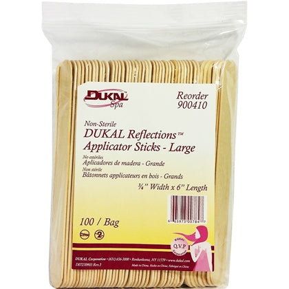 Dukal Applicator Sticks - Large