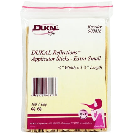Dukal Applicator Sticks - EX Small