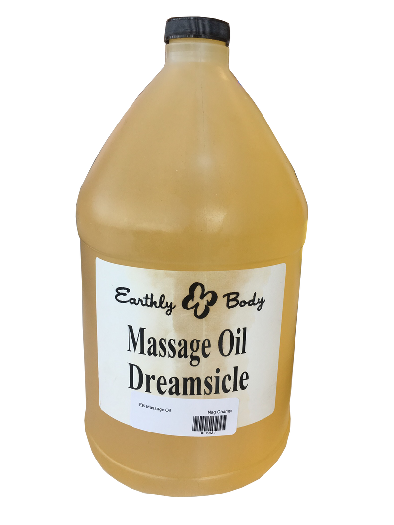 EB Massage Oil
