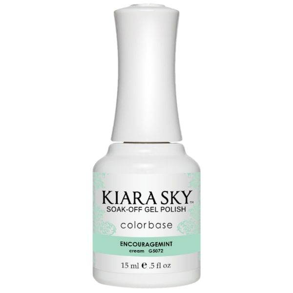 Kiara Sky ALL-In-One Gel - G5072 ENCOURAGEMINT