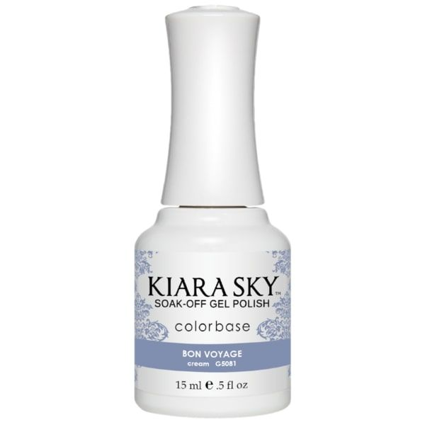 Kiara Sky ALL-In-One Gel - G5081 BON VOYAGE