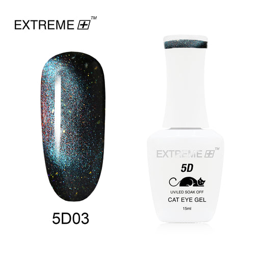 Extreme+ 5D Cat Eye Gel #5D03