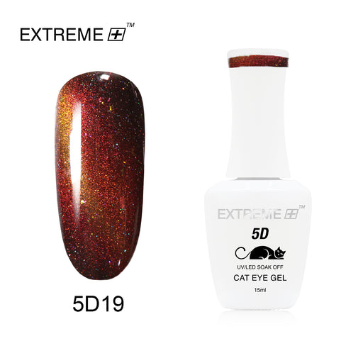 Extreme+ 5D Cat Eye Gel #5D19