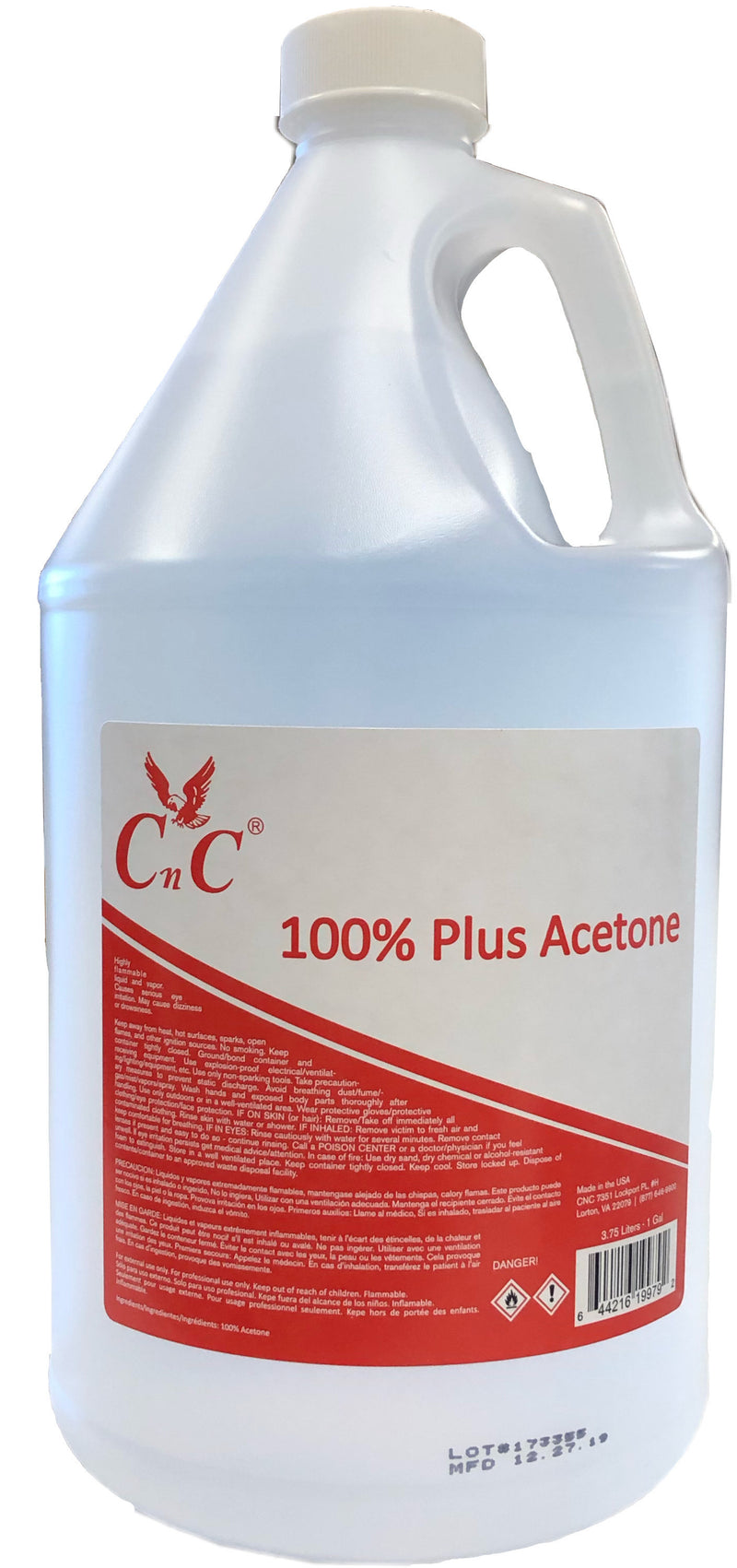 Acetone 100% - FAST SHIPPING
