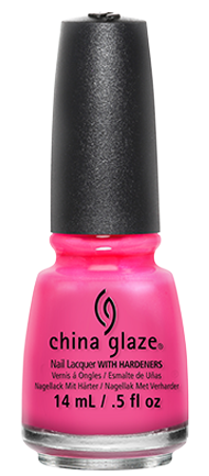 China Glaze Polish - 70291 Pink Voltage