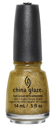 China Glaze Polish - 70510 Golden Enchantment***D