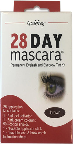 28 Day Mascara (nhuom long mi)