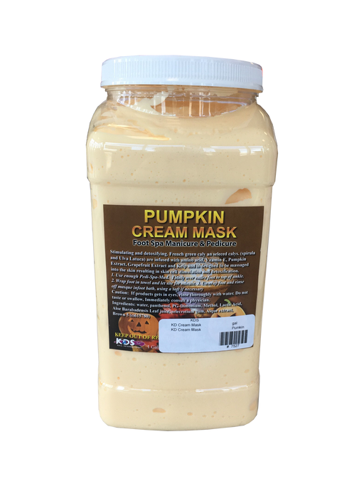 KDS Cream Mask - Pumkin