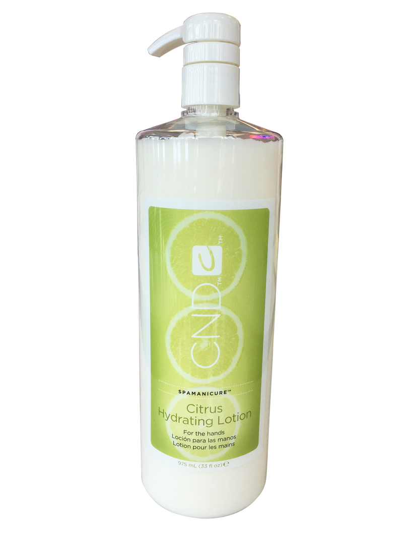 CND Hydrating Lotion - Citrus