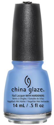 China Glaze Polish - 82382 Boho Blues Nail