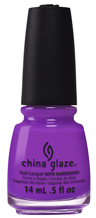China Glaze Polish - 82600 Violet Vibes***D