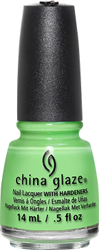 China Glaze Polish - 83548 Lime After Lime***D