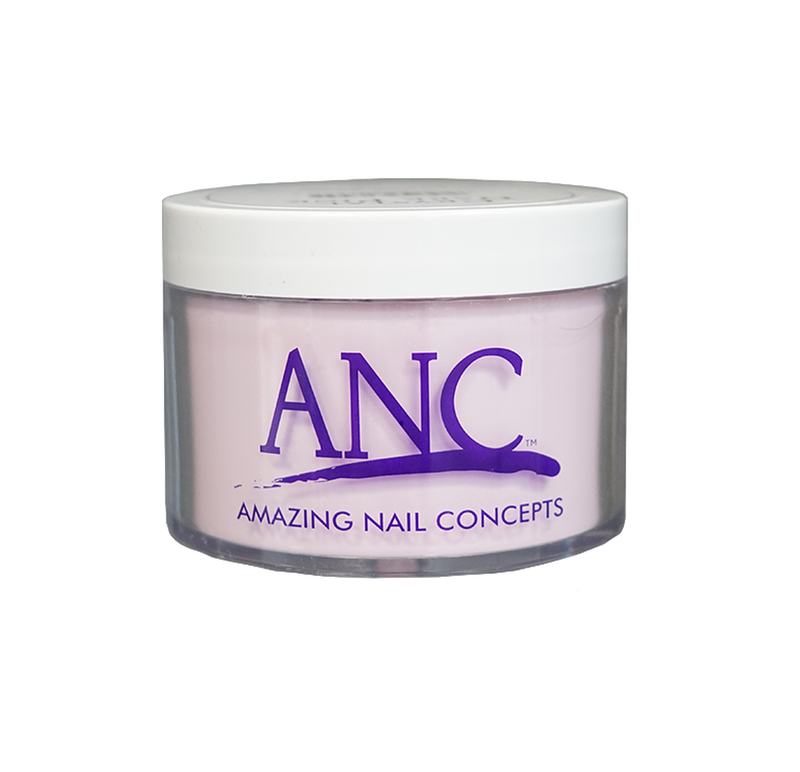 ANC Dipping Powder Pink & White 8 Oz - Crystal Dark Pink