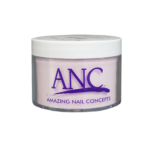 ANC Dipping Powder Pink & White 8 Oz - Crystal Medium Pink