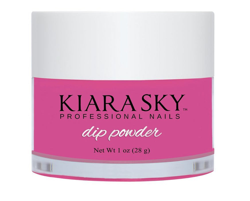 Kiara Sky Dipping Powder - D564 Razzleberry Smash