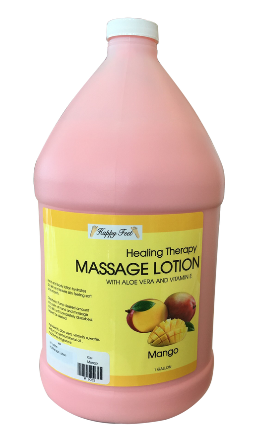 Happy Feet Lotion - Mango