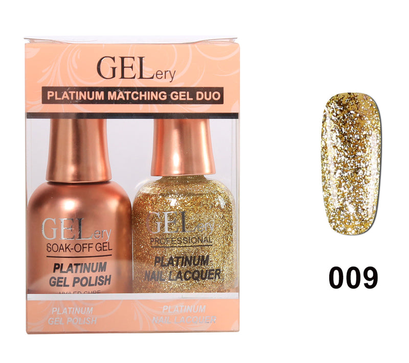 GELery Platinum Matching Gel - 09