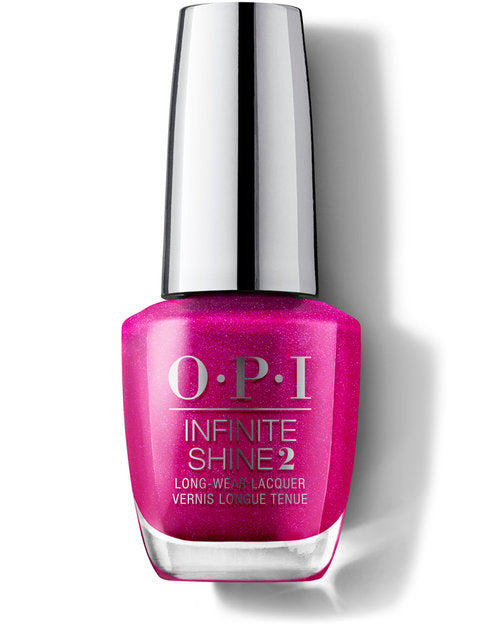 OPI Infinite Shine Polish - B31 Flashbulb Fuchsia