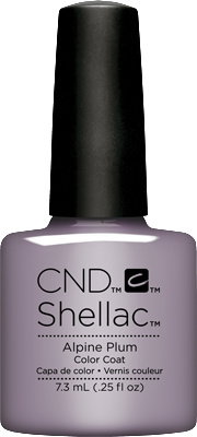 CND - Shellac Alpine Plum