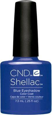 CND - Shellac Blue Eyeshadow