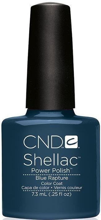 CND - Shellac Blue Rapture