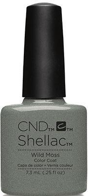 CND - Shellac Wild Moss ***SPECIAL SALE***