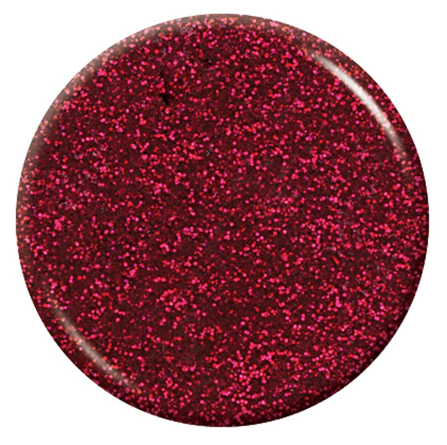 Premium Nails - Elite Design Dipping Powder - 119 Red Glitter