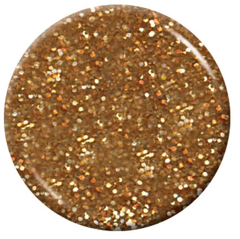 Premium Nails - Elite Design Dipping Powder - 142 Chip Copper glitter