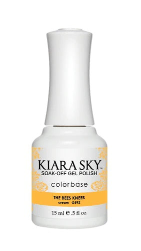 Kiara Sky Gel Polish - G592 The Bees Knees