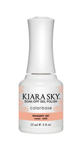 Kiara Sky Gel Polish - G600 Naughty List