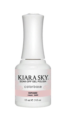 Kiara Sky Gel Polish - G603 Exposed