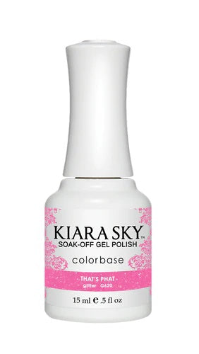 KIARA SKY GEL + MATCHING LACQUER (DUO) - G620 That's Phat