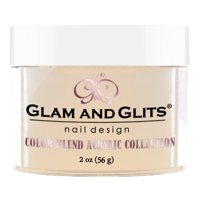Glam & Glits Blend Acrylic - BL 3012 Melted Butter