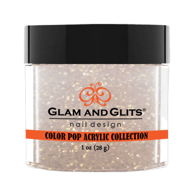 Glam & Glits Color Pop Acrylic - CPA372 White Sand