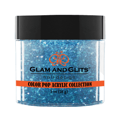 Glam & Glits Color Pop Acrylic - CPA393 Saltwater