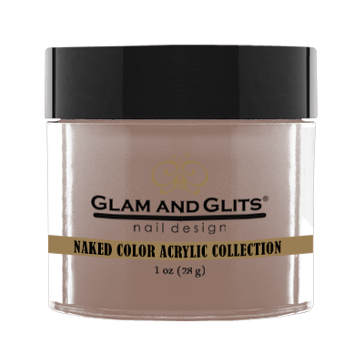Glam & Glits Naked Color Acrylic - NCA408 Totally Taupe
