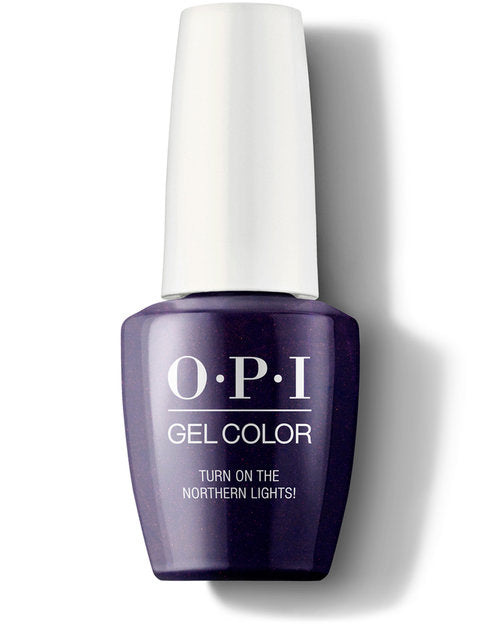 OPI Gel - I57 Turn On the Northern Lights!