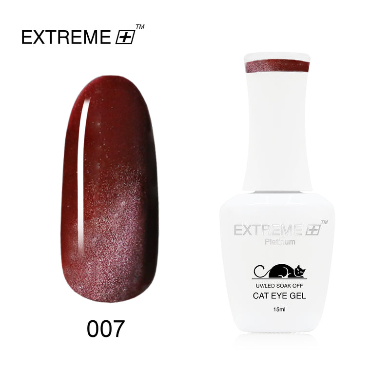 Extreme+ Platinum CAT EYE Gel