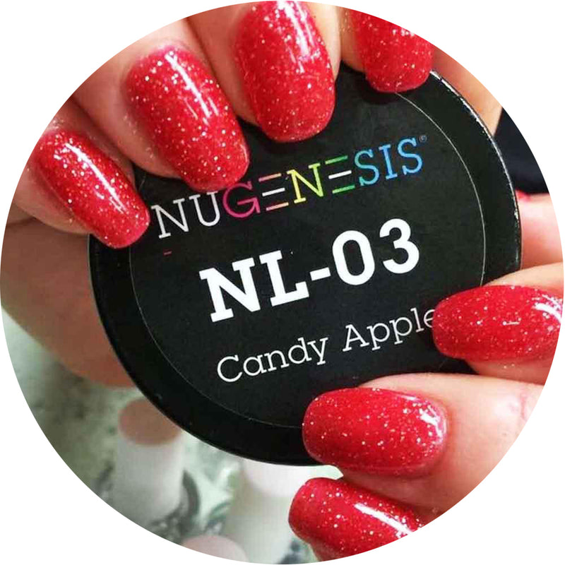 Nugenesis Dipping - NL 03 Candy Apple